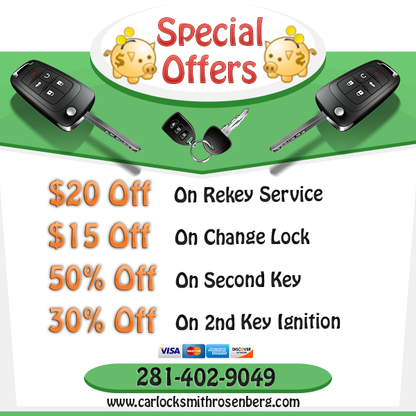 our car locksmith offers